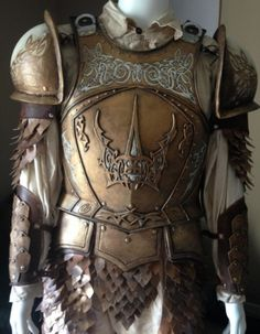 My First Sintra Kit - Kingsguard Armor - Page 3