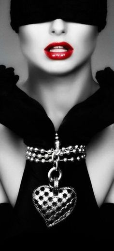 Chained by Love ....gloved art/fashion photography | Keep the Glamour | BeStayBeautiful