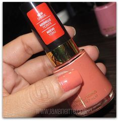 Revlon Nail Polish in Demure - From the Fire and Ice Collection