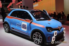 Renault considering a high-performance version of the Twingo  http://www.4wheelsnews.com/renault-considering-a-high-performance-version-of-the-twingo/  #renault #twingo #twingogt #twingors #renaulttwingo #sportscars #automotive