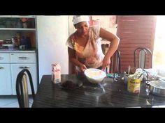Creme de leite ninho com Ameixa