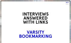 http://varsitybookmarking.com/ Type Sans Apercu