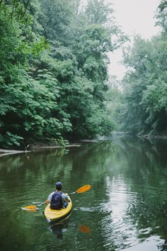 a little morning kayak with the hudderton and camp cap