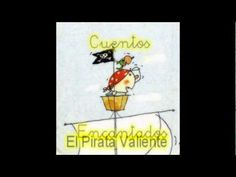 Cuentos cortos para niños. El pirata valiente