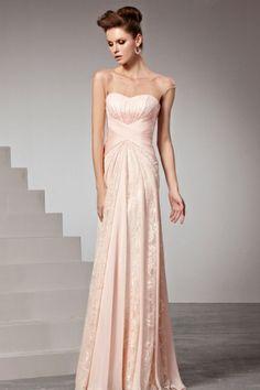 Tencel Trasparente Vestito Da Sera Classico in Ventita Online 50b2e70e462