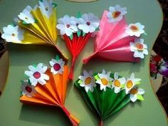 Creative Paper Art Ideas - Easy Crafts for All Kids Crafts, Summer Crafts, Toddler Crafts, Preschool Crafts, Easter Crafts, Projects For Kids, Diy For Kids, Holiday Crafts, Diy And Crafts