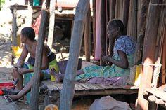 Nosy Komba - Villagers of Nosy Komba, Madagascar