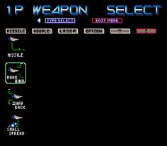 Missiles - SHMUP weapons - Gladius III
