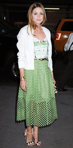 The Olivia Palermo Lookbook : Olivia Palermo's 2014 Best Looks