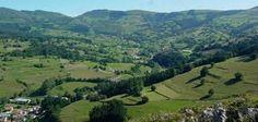 Valle de Igüña y Anievas