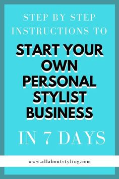 Your complete guide to becoming a personal stylist, image consultant, or personal shopper. Fashion Stylist Jobs, Fashion Jobs, Men Fashion, High Fashion, Fashion Design, Personal Image, Trendy Girl, Personal Stylist, Business Fashion
