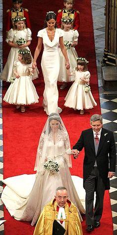 Bruidskinderen mogen niet ontbreken