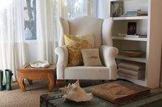 @Apartment Therapy House Tour                                 Name: Alyssa Remington and son, Lucien Blu Location: San Rafael, California Size: 750 square feet