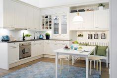 Keittiöt | TaloTalo | Rakentaminen | Remontointi | Sisustaminen | Suunnittelu | Saneeraus #keittiö #sisustus #sointu #kitchen #decor #talotalo