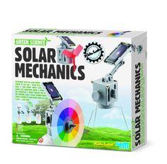 4M Kidz Labs Green Science Solar Mechanics