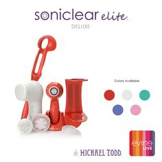 Michael Tood Soniclear Elite on EVINE Live! - Notes from My Dressing Table