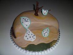 Salvador dali (belleğin azmi) pastası
