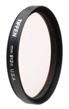 $14 - Amazon.com: Tiffen 52mm 812 Warming Filter: Electronics