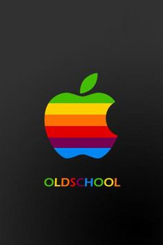 Classic Apple Logo - Bing images