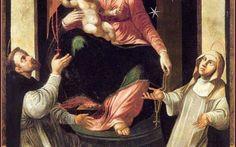 """La Supplica alla Madonna di Pompei Nella più antica preghiera mariana, ritrovata in Egitto su un papiro che è verosimilmente del III secolo, e ci ha conservato la prima testimonianza del titolo """"Madre di Dio"""", i termini usati nella pr #madonna #pompei #supplica #rosario"""