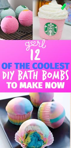 Getting into the bath bomb trend? Wanna get your hands on that black bath bomb? If so, check out these awesome DIY bath bombs you have to make today. Homemade Beauty, Homemade Gifts, Diy Beauty, Beauty Hacks, Mason Jar Crafts, Mason Jar Diy, Homemade Bath Bombs, Diy Bath Bombs, Lush Bath Bombs