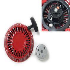 Recoil Pull Start Starter Assembly Fits HONDA GX120 GX160 GX200 New #28400-ZE1-003ZF, 28400-ZH8-013YA