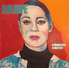 "For Sale: Brave by Elizabeth Chaney | $2,930 | 36""w 36""h | Original Art | https://www.vangoart.co/elizabeth-chaney/brave-cf6e712b-af73-4648-9f29-c8691b0a39da @VangoArt"