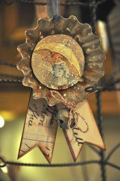 Christmas Ornament Swap 2015