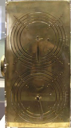 Reconstruction of the Antikythera mechanism, a calendar computing device from the 2nd century BC found in a shipwreck off Antikythera, Greece