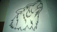 ulv tegnet