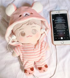Pop Dolls, Cute Dolls, Baby Dolls, Kawaii Plush, Kawaii Doll, V Chibi, Drama Funny, K Pop, Kpop Aesthetic