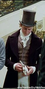 Tom Hiddleston in The LIfe and Adventures of Nicholas Nickleby