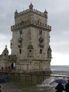 La Tour de Belem - Lisboa