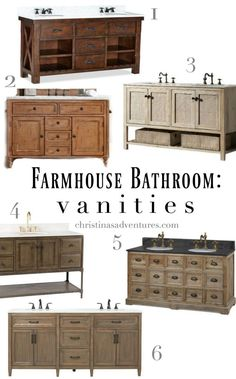 Gorgeous DIY Rustic Bathroom Decor Ideas You Should Try At Home - Best place to buy vanity for bathroom for bathroom decor ideas