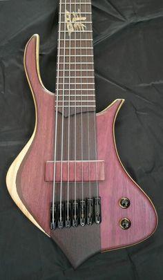 Prometeus Guitars 7 stringer.