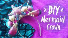 How To make a Mermaid Crown