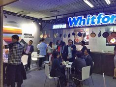 Another busy day has almost gone....see you tomorrow @cantonfaironline  We're at Booth 3.1Y29-34!! . #CantonFair #Guangzhou #China #Travel #business #cantonfair2017 #april #colours #cookware #bakeware #smallelectrics #manufacturing #consumer #show #exhibition #ready #fair #whitfordcoating #whitfordww #cookitbetter #TradeShow #Cookware #Housewares #Bakeware #Coatings #kitchentools #newcolours #nonstickcoating #nonstick #grind