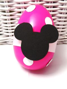 Mickey Mouse Egg