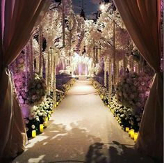 A flower way to a new life! Work by The Dream Theme, Chennai #weddingnet #wedding #india #indian #indianwedding #weddingdecor #decor #decorations #decorators #oundoor #outdoorwedding #outdoordecorator #indianweddingoutfits #outfits #backdrops #llittlethings #flowers #way #life