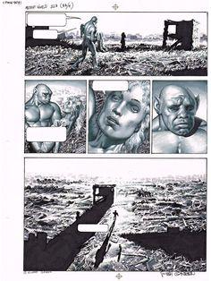Frank Frazetta, Larp Armor, Polaroid Film, Movies, Movie Posters, Comics, Artists, Illustrators, Dibujo