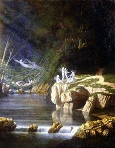 Fairy Lore from the Isle of Skye by Carolyn Emerick http://www.carolynemerick.com/the-archivists-corner/fairy-lore-from-the-isle-of-skye