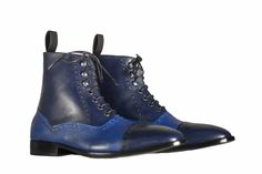 High Leather Boots, Leather And Lace, Chelsea Shoes, Wingtip Shoes, High Shoes, How To Make Shoes, Brown Shoe, Formal Shoes, Wedding Shoes