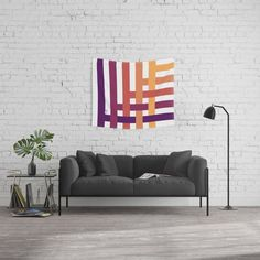 Buy #003 OWLY grid Wall Tapestry #frame #building #canvas #canvasprint #walldecor #prints #artwork #print #canvas #poster #print #wallappers #background #owlychic #tapestry