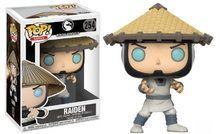 Pre-Order Now! Funko Pop! Games Mortal Kombat Raiden Vinyl Figure Toy #254