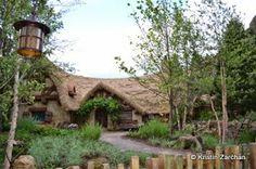 Gazebo, Pergola, Seven Dwarfs Mine Train, Disney Rides, Disney Magic Kingdom, Outdoor Structures, Kiosk, Pavilion, Outdoor Pergola