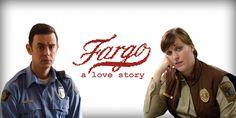 Fargo on FX, Allison Tolman as Molly Solverson Colin Hanks as Gus Grimly