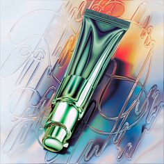 Hypnotic Illustrations Of Cosmetics – Fubiz Media