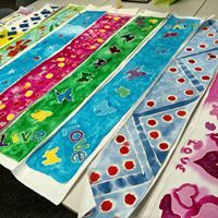 Painting Classes, Silk Painting, Student Work, Paintings, Quilts, Blanket, Rugs, Home Decor, Art