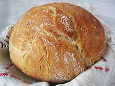 Moha Konyha: Dagasztás nélküli kenyér