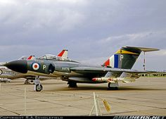 Gloster Javelin FAW9